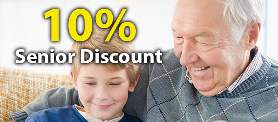 10% Seniors Discount - Plumber South Brisbane
