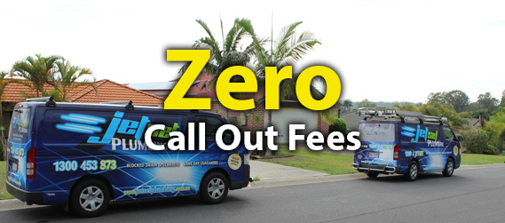 Zero Call Out Fees - Plumber South Brisbane