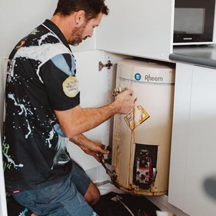 Hot Water System South Brisbane