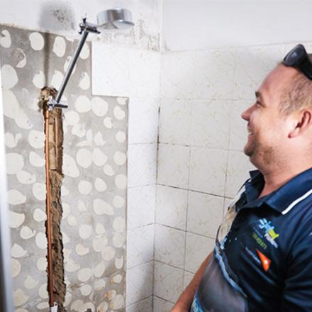 Leaking Shower South Brisbane