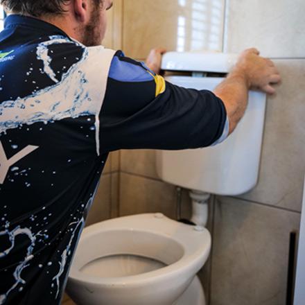 Toilet Plumbing South Brisbane